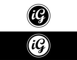 Nro 72 kilpailuun Design Modern Logo with letters IG käyttäjältä YessaY