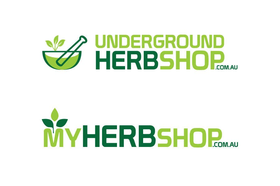 #32 for 2 New Herb company logos - both to be different by sagorak47