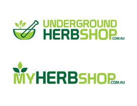 #32 para 2 New Herb company logos - both to be different por sagorak47