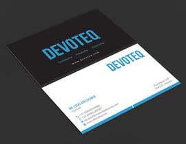 Nro 119 kilpailuun Design a Business Card käyttäjältä aminur33