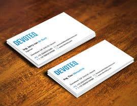 Nro 25 kilpailuun Design a Business Card käyttäjältä shorowar