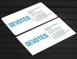 Nro 28 kilpailuun Design a Business Card käyttäjältä raptor07