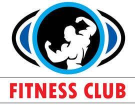 Nro 9 kilpailuun Need logo for a fitness club käyttäjältä sukeshdas016
