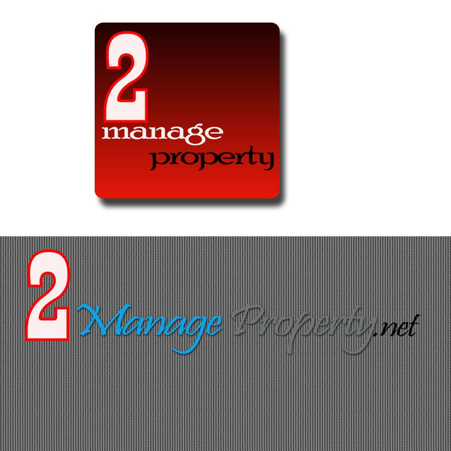 Konkurrenceindlæg #2 for Design a Banner & Profile Picture for 2manageproperty
