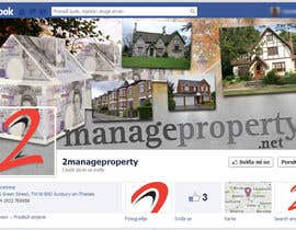 jaskoraul7 tarafından Design a Banner & Profile Picture for 2manageproperty için no 11