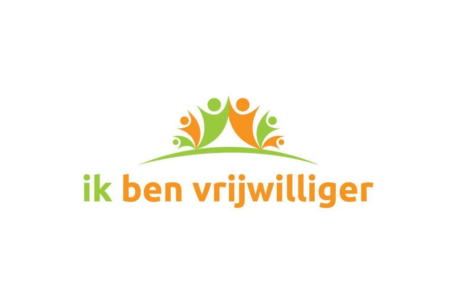 Bài tham dự cuộc thi #72 cho Design a logo for a Volunteer website: ik ben vrijwilliger