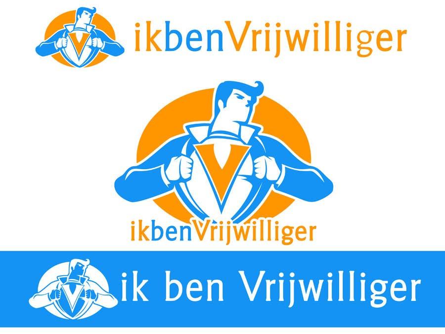 Bài tham dự cuộc thi #81 cho Design a logo for a Volunteer website: ik ben vrijwilliger