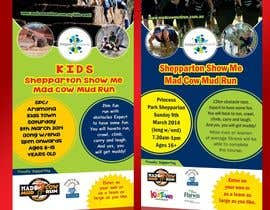#33 para Design a Flyer/Poster for Mad Cow Mud Run por linokvarghese