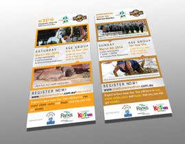 lardher tarafından Design a Flyer/Poster for Mad Cow Mud Run için no 24