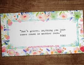 gkhaus tarafından Facebook Inspirational Quote Template için no 8