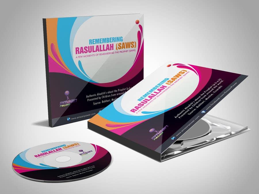 CD Cover Design - Islamic Hadith CD | Freelancer