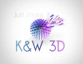 #43 for Design a Logo for 3D Printing Company by MercCooper