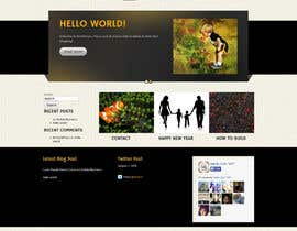nº 4 pour Build a Website for www.joshuaefedue.com par backibreg