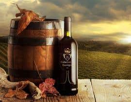 Nro 3 kilpailuun Wine labels for an international Wine Brand käyttäjältä Slavajan