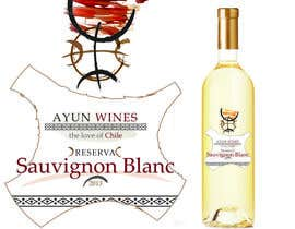 Nro 9 kilpailuun Wine labels for an international Wine Brand käyttäjältä Slavajan