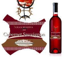 Nro 10 kilpailuun Wine labels for an international Wine Brand käyttäjältä Slavajan