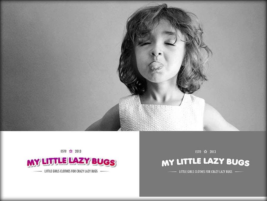 Bài tham dự cuộc thi #4 cho Design a Logo for childrenswear brand