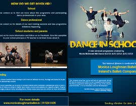 nº 23 pour Design a Brochure for a Dance in Schools Programme par blackd51th