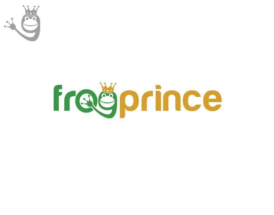 Kilpailutyö #12 kilpailussa PrinceAmongFrogs.com