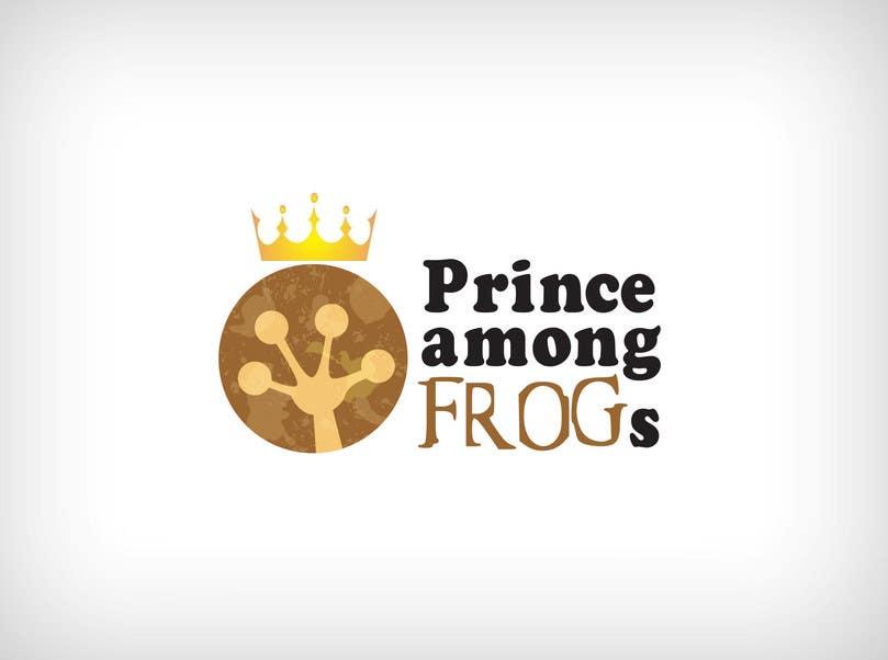 Kilpailutyö #40 kilpailussa PrinceAmongFrogs.com