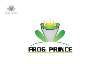 nº 17 pour PrinceAmongFrogs.com par kelikpujis
