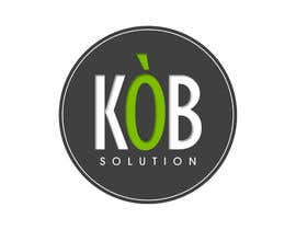 #8 para Design a Logo for kob solution por pgdarkroom