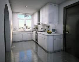 Nro 31 kilpailuun 3D Elevation House Plan käyttäjältä issevin