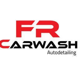 Warna86 tarafından I need a logo designed for FR CARWASH AUTODETAILING -- 3 için no 11
