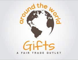 "#77 para Design a Logo for ""Around The World Gifts"" por dannnnny85"
