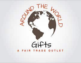 "#147 para Design a Logo for ""Around The World Gifts"" por dannnnny85"