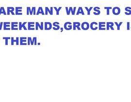 Nro 4 kilpailuun Slogan/Key message for Indian Grocery Website käyttäjältä bitbytespecial