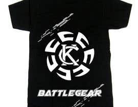 #13 for KC Battlegear brand shirt design! by rehmanmazher