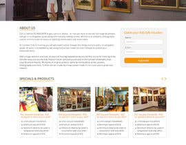 #3 for Update my website design by chandradip123