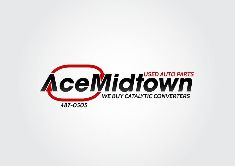 Kilpailutyö #141 kilpailussa Logo Design for Ace Midtown