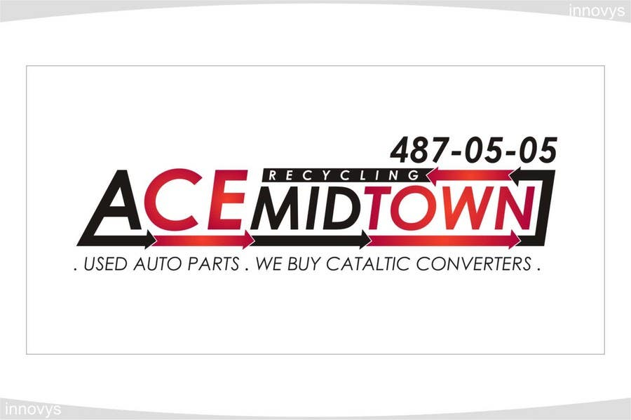 Kilpailutyö #189 kilpailussa Logo Design for Ace Midtown