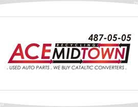 #190 para Logo Design for Ace Midtown por innovys