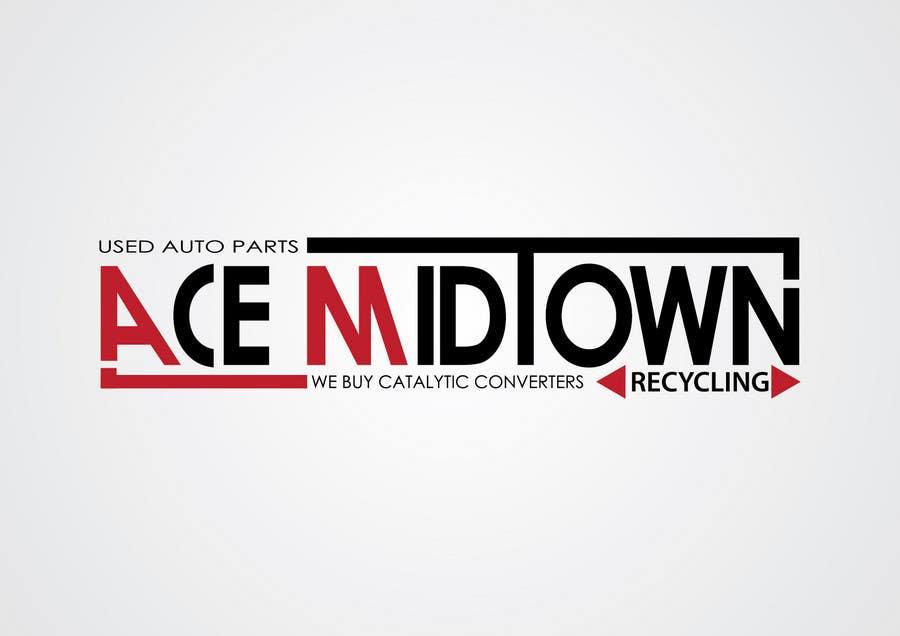 Kilpailutyö #92 kilpailussa Logo Design for Ace Midtown