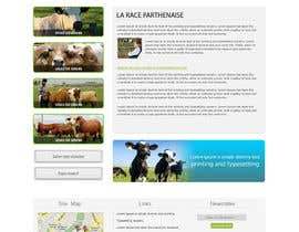 nº 44 pour Website Design for Beefs Organization par BizzCreator