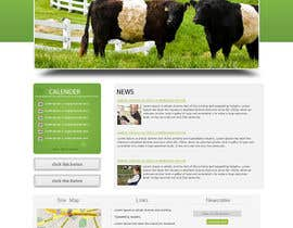 #32 untuk Website Design for Beefs Organization oleh BizzCreator