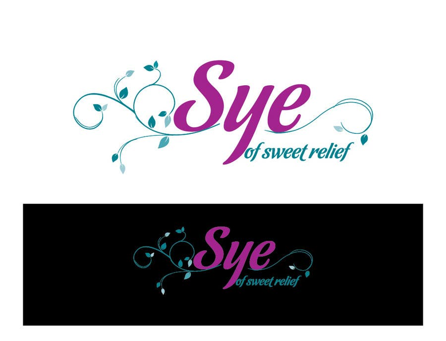 #36 for Design a Logo for Sye of Sweet Relief by pansaldi