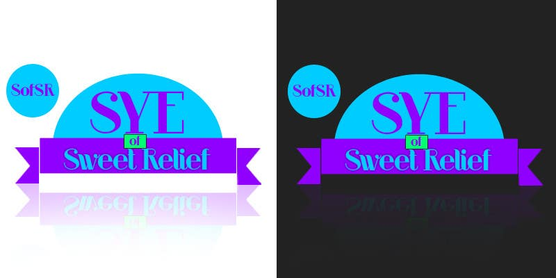 #26 for Design a Logo for Sye of Sweet Relief by darkskunk