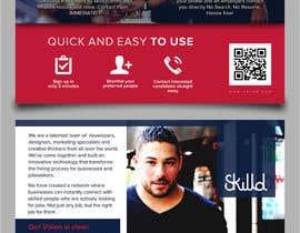 Iddisurz tarafından Design a Flyer for Skilld için no 16