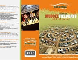 #4 pentru Brochure Design for Mudgee Small Farm Field Days de către imaginativeGFX