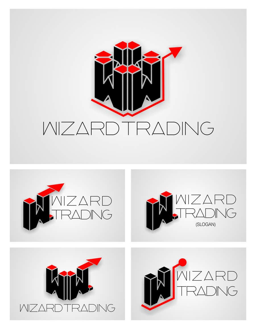 #72 for Design a Logo for Wizard Trading by salutyte