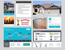#2 for Design a Website Mockup for www.overheaddoorgp.com by israrsoft
