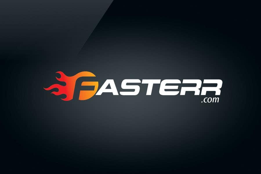 Penyertaan Peraduan #523 untuk Design a Logo for fasterr.com