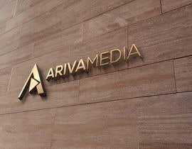 Nro 284 kilpailuun Logo For Ariva Media käyttäjältä FiqriAzzi16