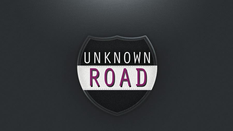 Contest Entry #1 for Design a Logo for My Band Unknown Road
