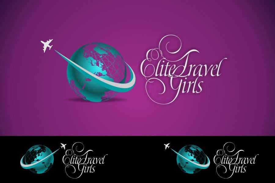 Bài tham dự cuộc thi #101 cho Design a Logo for Travel Dating Website