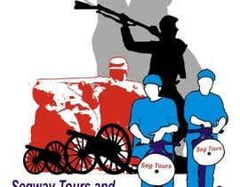 manikmoon tarafından T-shirt Design for Segway Tours of Gettysburg için no 20